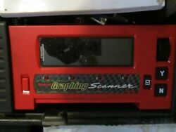 Used Snap On Graphing Scanner/will Need New Battery/complete Unit/r Shop Closed