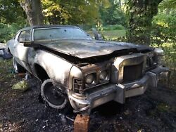 1974-1976 Ford Thunderbird Doors And Complete Car For Parts