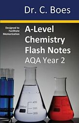 A-level Chemistry Flash Notes Aqa Year 2 Conde Boes-