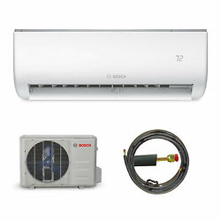 Bosch Climate 5000 Mini Split Air Conditioner Heat Pump System, 9,000 BTU 230V