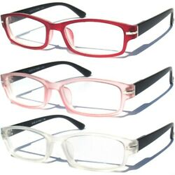 NEARSIGHTED READING GLASSES FOR DISTANCE MYOPIA NEGATIVE POWER Eyewear $6.95