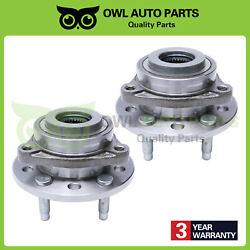 Front Wheel Bearing And Hub Assembly Set Fits Chrysler Dodge Plymouth Eagle 513089