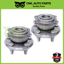For Awd 2007 2008 09 10 11 Dodge Charger Front Wheel Hub Bearing Assembly 513225