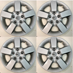 4 New 16 Hubcap Wheelcover That Fits 2008-2013 Nissan Rogue 53077 Full Set