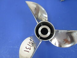 Signature 16 Pitch Cleaver Propeller For Tohatsu 40-50 Hp F16r3r-116