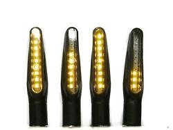 Led Dynamic Wave 4x Indicators For Can-am Outlander Max 500 Xt 4x4 2007 - 2008