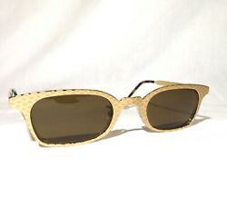 l.a. Eyeworks New old stock Sunglasses