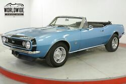 1967 CHEVROLET CAMARO CONVERTIBLE 350V8 AUTO SS CALL 1-877-422-2940! FINANCING! WORLD WIDE SHIPPING. CONSIGNMENT. TRADES. FORD
