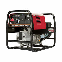 Lincoln Bulldog 5500 Portable AC Welder/Generator -140 Amps 5500 Watts # K2708-2