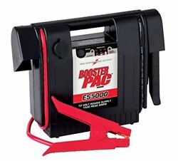 500 Peak Amp 12v Jump Starter Pac Es5000 With Industrial Grade Hot Jaw Clamps