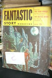 Fantastic Story Magazine Us Edition Jan/march/may/july/sept/win 1953 [ 6 Issues]
