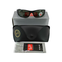 New Authentic Ray Ban RB4033 601S48 Predator Sunglasses Green Polarized Lens $83.69