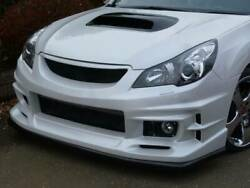 S-craft Front Bumper For The Subaru Legacy Bm