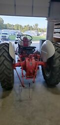 1956 Ford 8n Tractor 850 Series 45 Hp Starts Up Everytime.