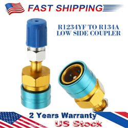 Fr Car R1234YF Low Side Coupler to R134A Adapter Quick Fitting Coupler Connector