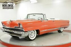 1956 LINCOLN PREMIERE RARE 368 V8 AUTO PB PS WHITEWALLS COLLECTOR CALL 1-877-422-2940! FINANCING! WORLD WIDE SHIPPING. CONSIGNMENT. TRADES. FORD