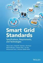 Smart Grid Standards Specifications Requirements And Technologies By Sato...