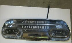 1957 Cadillac Dash Speedometer Instrument Gauge Cluster Used Orig For Parts 57