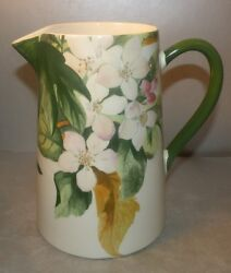 New Pitcher Volupte Pattern From Gien