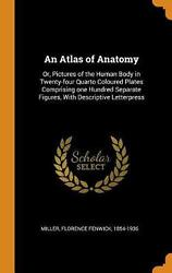 An Atlas Of Anatomy Or Pictures Of The Human Body In Twenty-four Quarto Colour
