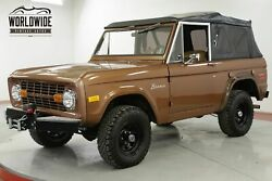 1974 FORD BRONCO RANGER 302 V8 AUTO SOFT TOP 4X4 COLLECTOR CALL 1-877-422-2940! FINANCING! WORLD WIDE SHIPPING. CONSIGNMENT. TRADES. FORD