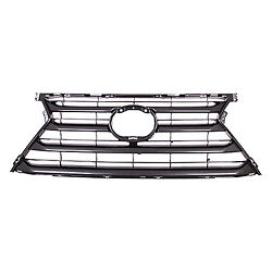 Grille Wo/f-sport 15-17 Nx200t15-17 Nx300h Painted Dk Silver