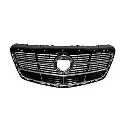 Grille 2014 Cts Sedanw/pre-coll Wo/v-sprt Plastic