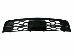 Grille Base 10-12 Mustang[fo] Wo/stang Club Pkg W/pony
