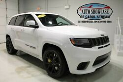 2018 Jeep Grand Cherokee Trackhawk 2018 Jeep Grand Cherokee Trackhawk Bright White Clearcoat AVAILABLE NOW!!