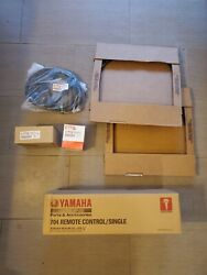 Yamaha Rigging Kit For F40 Through F115 Yamaha Outboard Motors - All Brand New