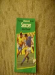 The New Observer#x27;s Book of Soccer New Observer#x27;s Pocket By Albert Sewell $9.99