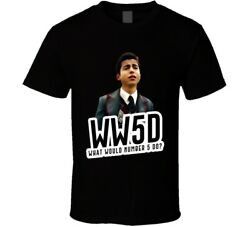 Ww5d What Would Number Five Do The Umbrella Academy T Shirt