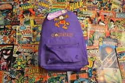 Vintage Garfield Backpack By Mead And Paws 1996