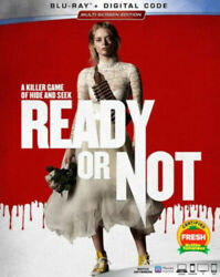 Ready Or Not [new Blu-ray] Dolby Subtitled Widescreen
