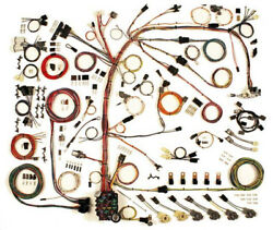 74-77 Camaro Classic Update Series Complete Body And Interior Wiring Harness Kit