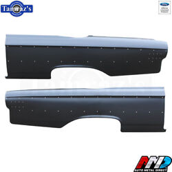 1963 Galaxie Fastback Rear Quarter Panel - OE Style - New AMD Tooling - PAIR