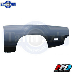 For 1969 69 Dodge Charger Front Fender Amd - Rh New