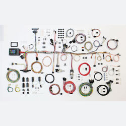 63-67 Corvette Classic Update Series Complete Body And Interior Wiring Harness Kit