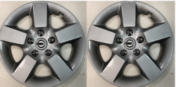 2 New 16 Hubcap Wheelcover That Fit 2008-2013 Nissan Rogue 53077