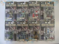 MOBILE SUIT GUNDAM 0083 STARDUST MEMORY 1220 SCALE FULL COLOR  SET OF 8 PCS