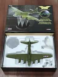 New 172 Corgi Aa33310 Boeing B-17f The Zoot Suiters Airplane Model