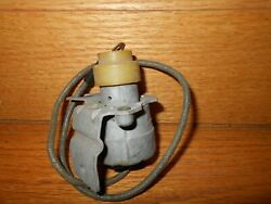 Nos Ignition Switch 1951 Hudson Pacemaker Super Commodore Hornet 6 And 8
