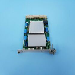 320-0303// Amat Applied 0190-07502 Card One Slot 3u Compact Pci M-type Po Used