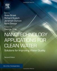 Nanotechnology Applications For Clean Water So, Street, Sustich, Duncan, Sa.=