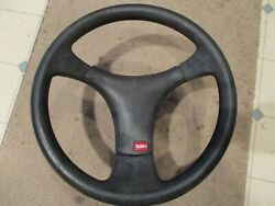 Used Toro/wheelhorse Steering Wheel/nicer Condition W/boot From A 265h G.tractor