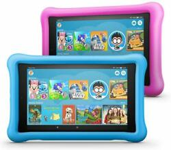 Fire Hd 8 Kids Edition Tablet 2-pack, 8 Hd Display, 32 Gb, Kid-proof Case