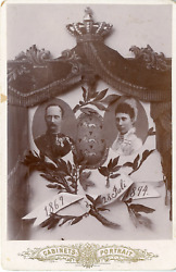 King Frederick Viii Of Denmark And His Wife Queen Louise Frederick Viii Chris
