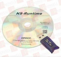 Omron Ns-nsrcl1 / Nsnsrcl1 Brand New