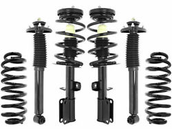For 2000-2006 Bmw X5 Suspension Conversion Kit Front And Rear Unity 56137yy 2001