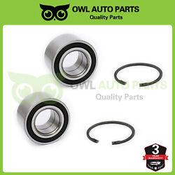Front Wheel Hub Bearing Left And Right For Ford Fusion Probe Mercury Milan 510010